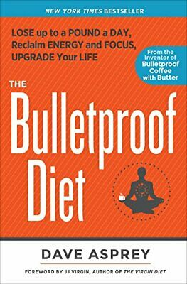 Bulletproof Diet, The by Asprey, Dave 162336518X The Fast Free Shipping