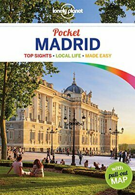 Lonely Planet Pocket Madrid (Travel Guide) by Ham, Anthony 1743215630 The Fast