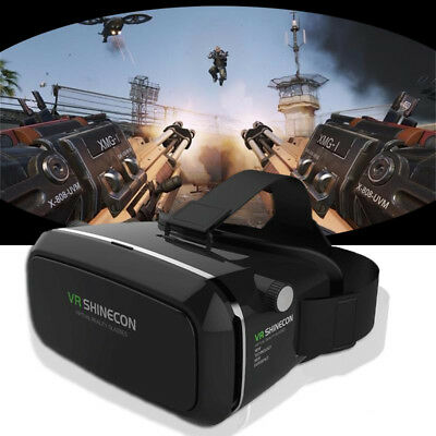 3D Glasses Google Cardboard VR BOX Virtual Reality Glasses For iOS Abdroid Phone