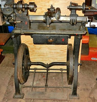 Pittler Model B2 Universal Milling and Turning Lathe OUTSTANDING OPERTINITY!