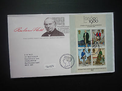 Great Britain 1979 Year Set First Day Covers All Bureau Or Better (74023)