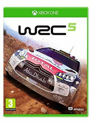 WRC 5 (Xbox One) - Game  I2VG The Cheap Fast Free Post