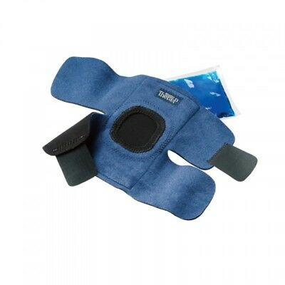Homedics Hot & Cold Gel Therapy Magnetic Elbow Wrap Support