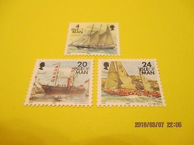 Isle Of Man 1996, Ships Set,  U/mint, Free Postage