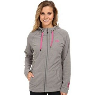 New Womens The North Face Mezzaluna Hoodie Jacket Black Red Grey Blue Stria