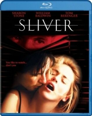 Sliver [New Blu-ray] Dolby, Digital Theater System, Dubbed, Subtitled, Widescr