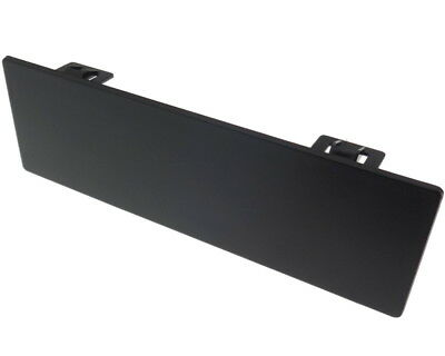 Radio Shaft Cover 1-Din Car Radio Protection Panel Lid Cover Cover Plate