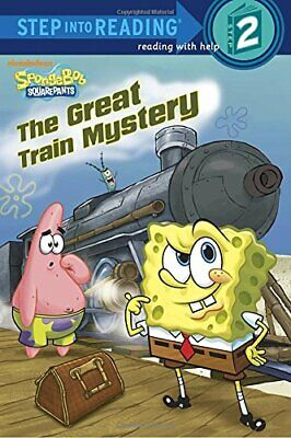 The Great Train Mystery (Spongebob Squarepants) (Step Into R... by Lewman, David