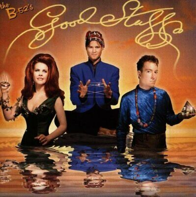 The B-52's - Good Stuff - The B-52's CD TYVG The Fast Free Shipping