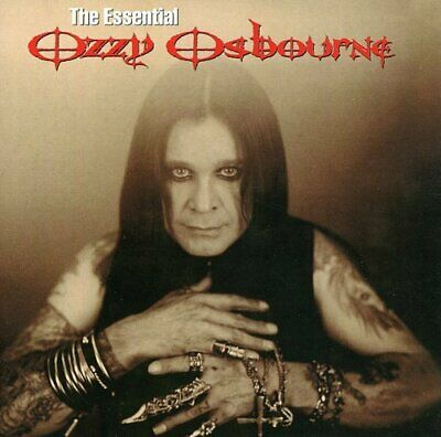 The Essential Ozzy Osbourne -  CD HPVG The Fast Free Shipping