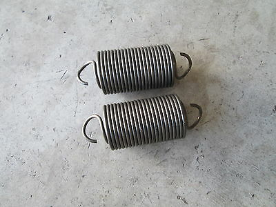 10ft Monitor Model L Windmill Governor Springs, Pair