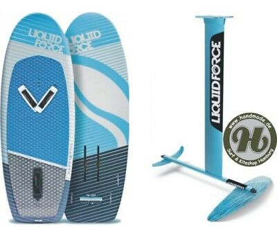 Liquid Force Happy Foil Set Kitesurf Board Foilboard - komplett !
