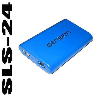Dension Gateway Blue GBL3TO1 Toyota LEXUS USB iPhone 4S 4 3G Bluetooth Interface