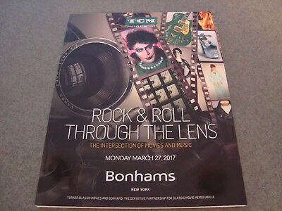 Bonhams Rock & Roll Through The Lens TCM