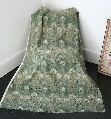 Vintage 'HERA' by LIBERTY of LONDON /  Textile length...