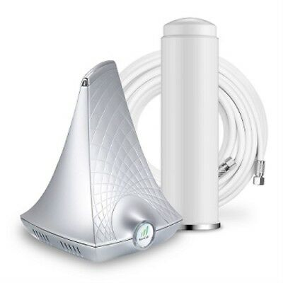Surecall Flare Voice,Text, 4G LTE Cell Phone Signal Booster for Homes 2500 sq ft