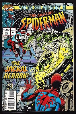 Amazing Spider-Man 399 NM+ 9.6 Uncertified Marvel 1995 FREE SHIP