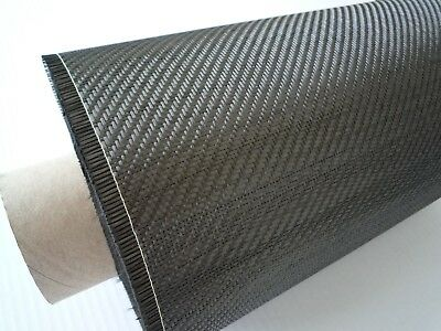 "Carbon Fiber Cloth Fabric 2x2 Twill 14""wide"