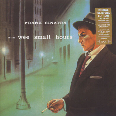 Frank Sinatra - In The Wee Small Hours Gatefol (Vinyl LP - 2017 - EU - Original)