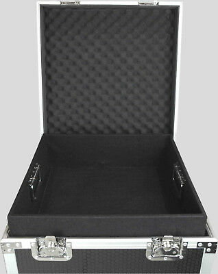 Utility Case - Medium Cable Packer With Tray And Wheels 50X50X54Cm
