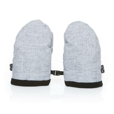 ABC Design Pushchair Gloves (Graphite) - Keep Your Hands Warm in Cold Weather