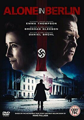 Alone in Berlin [DVD] - DVD  59VG The Cheap Fast Free Post
