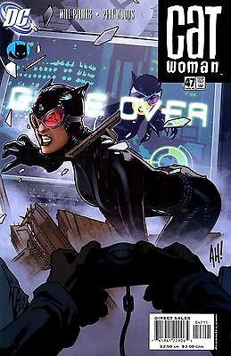 Catwoman Comic 47 DC 2005 Pfeiffer Woods The One You Love Part Four
