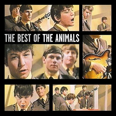 The Animals Best Of CD NEW House Of The Rising Sun/Don't Let Me Be Misunderstood
