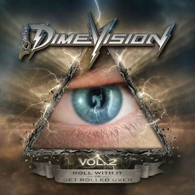 DIMEBAG DARRELL, Dimevision Vol. 2 - Roll with it  Earb