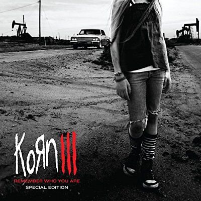 Korn - Remember Who You Are: Korn III (Special Edition - Inclu... - Korn CD K2VG