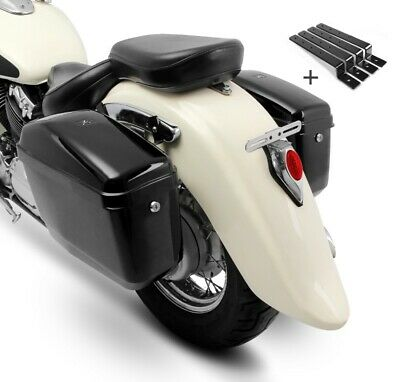 Hard saddlebags CNV Indian Scout/ Scout Sixty