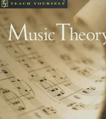Music Theory (Teach Yourself - General) by Richer, Margaret Paperback Book The