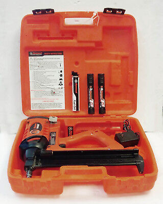 Ramset Trakfast Gas Actuated Framing Tool Model Tf1200