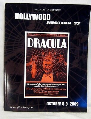 2009 Profiles In History ~ HOLLYWOOD AUCTION 37 ~ Auction Catalog 377 pgs