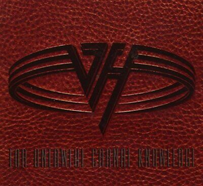 Van Halen - For Unlawful Carnal Knowledge - Van Halen CD PDVG The Fast Free