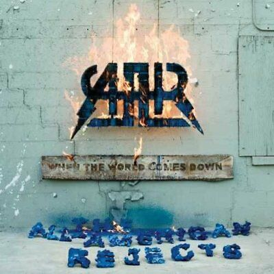 `All-American Rejects, The - When The World Comes Down [LP] (Clear  VINYL LP NEW