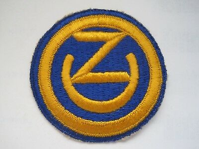 Ww Ii Us Army 102Nd Infantry Division Patch A Vintage Original Authentic Patch