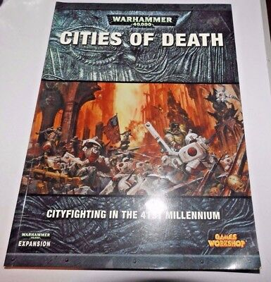 Warhammer 40K Cities Of Death Expansion, 2006