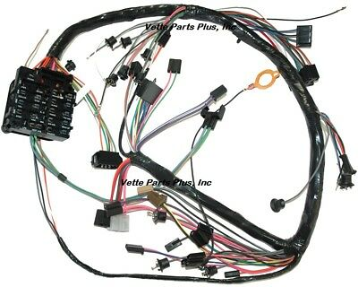 factory system wiring kits, cables, wiring & kits ... wiring diagram for dash gauges 69 w30 #10