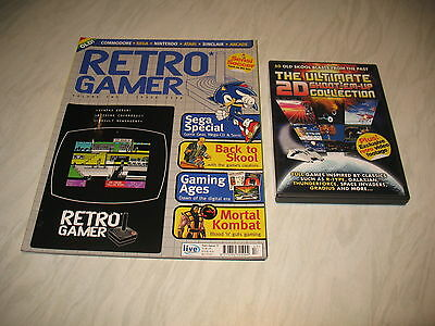 Retro Gamer magazine # 17 issue 17 vintage retro + cover disc Volume 2 Issue 5