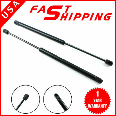 2pcs/set Rear Window Lift Support Strut Spring Shock For 2002-2007 Jeep Liberty