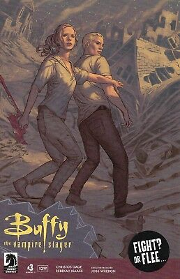Buffy The Vampire Slayer Season 11 #3 (NM)`17 Gage/ Isaacs (Cover A)