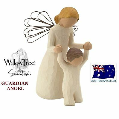 Willow Tree GUARDIAN ANGEL Demdaco Figurine By Susan Lordi By Demdaco NEW IN BOX