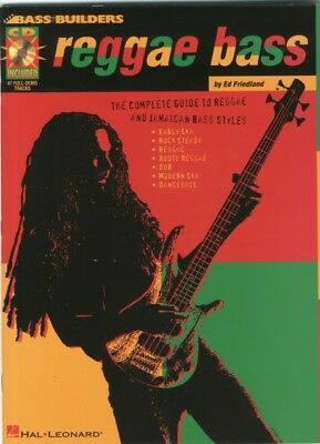 Bass Builders Reggae Bass (Paperback), Ed Friedland, 9780793579945