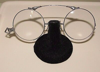 Antique 12K G.F. OXFORD PInze Nez Eyeglasses