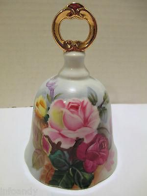 The Danbury Mint, Bells of the World's Great Porcelain Houses - Endo China - EUC