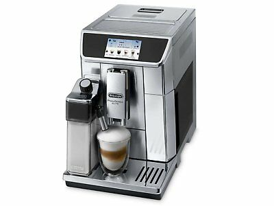 "DeLonghi ECAM 650.75.MS PrimaDonna Kaffeevollautomat 1450W 4,3"" Touch-Display"