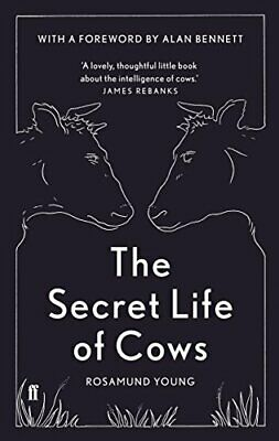 The Secret Life of Cows by Young, Rosamund Book The Cheap Fast Free Post