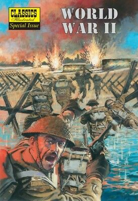 World War II (Classics Illustrated Special Issue) (Paperback), 97...