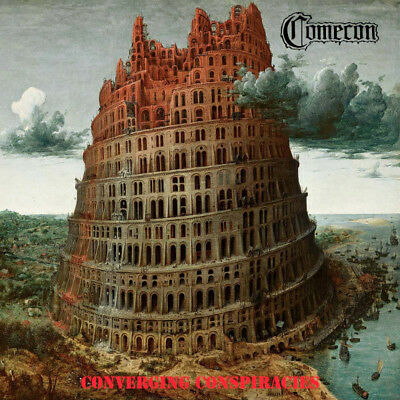 Comecon - Converging Conspiracies ++ LP ++ NEU !!